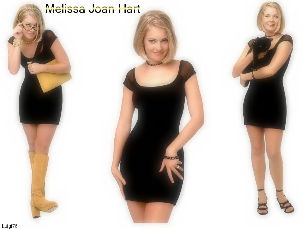 Melissa Joan Hart - Wallpaper Actress