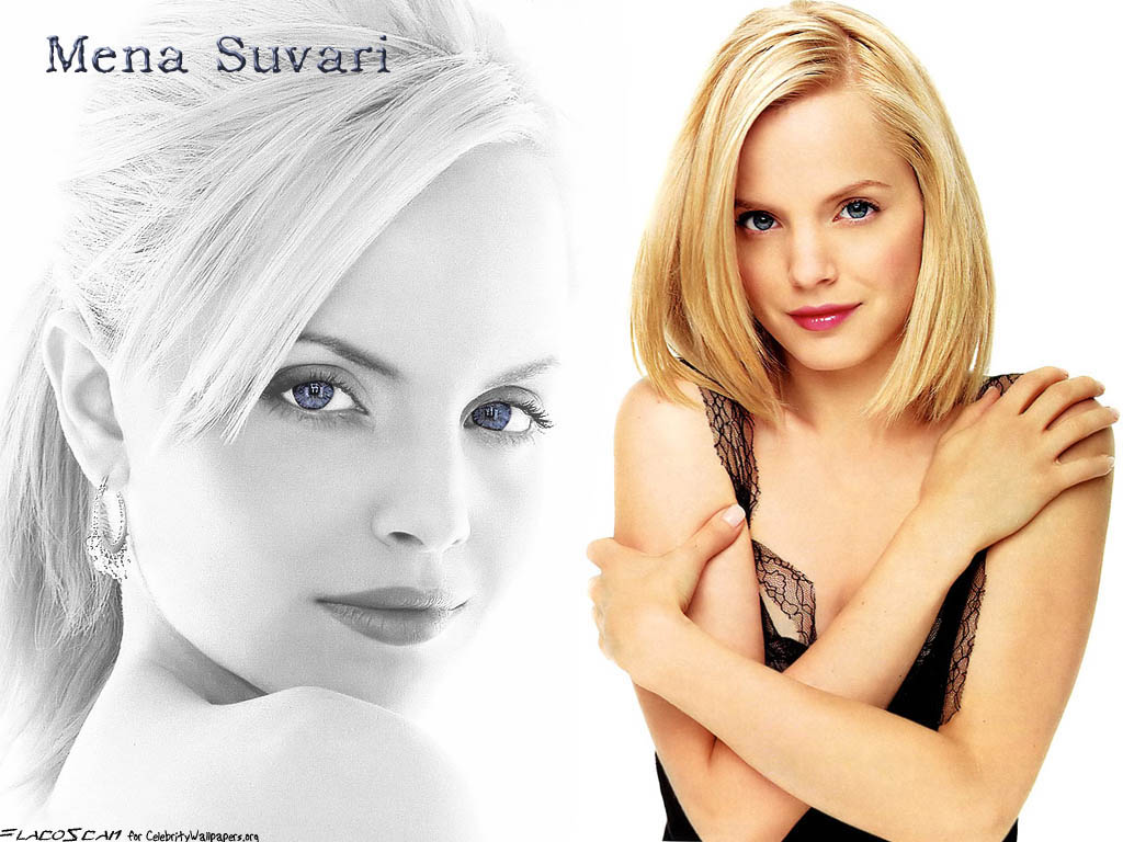 Mena Suvari - Wallpaper