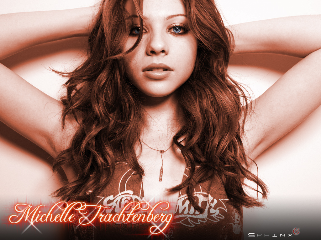 You are viewing the Michelle Trachtenberg wallpaper named Michelle