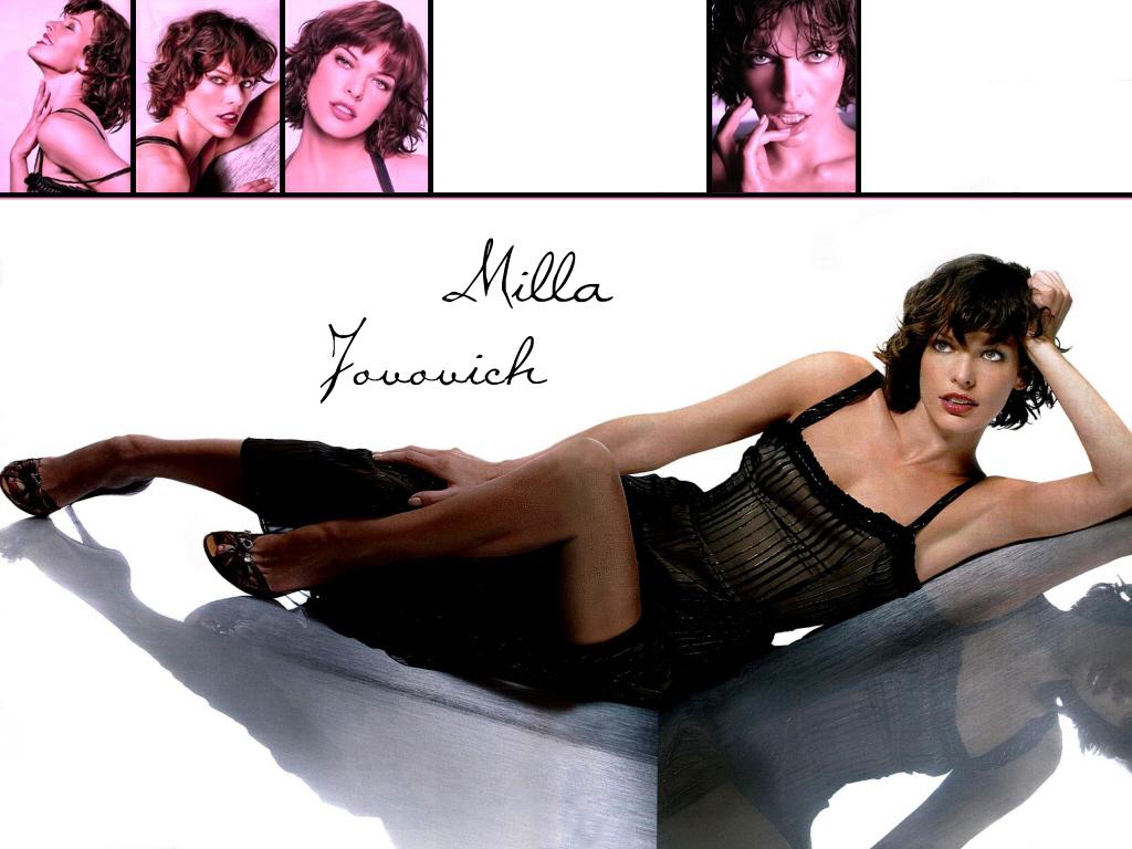 Milla jovovich 20