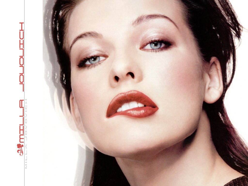 Milla Jovovich photos
