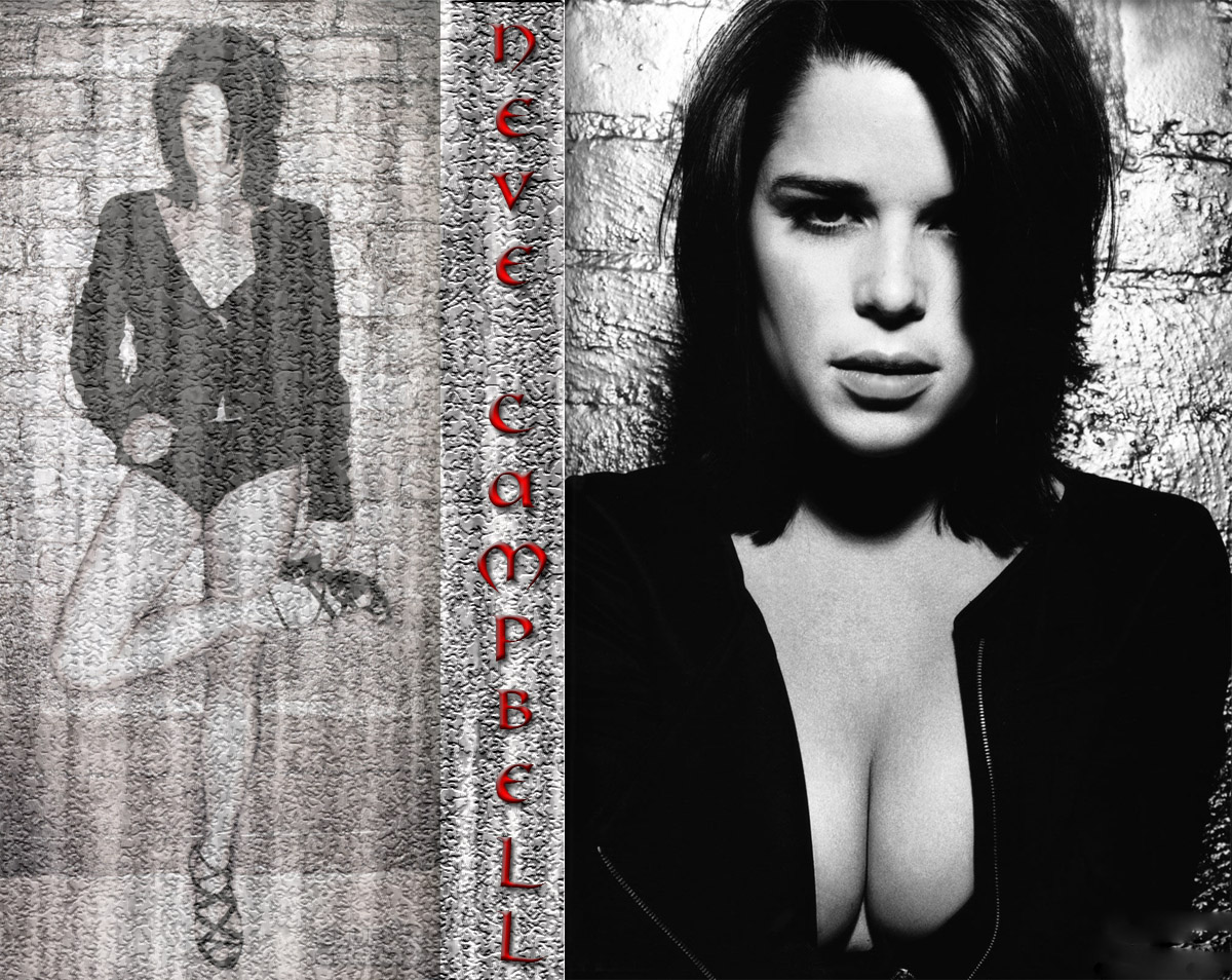 download neve campbell wallpaper,