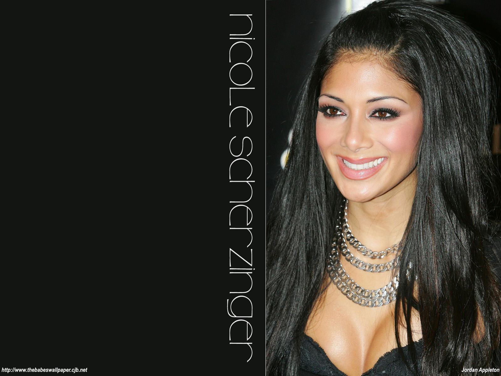 You are viewing the Nicole Scherzinger wallpaper named