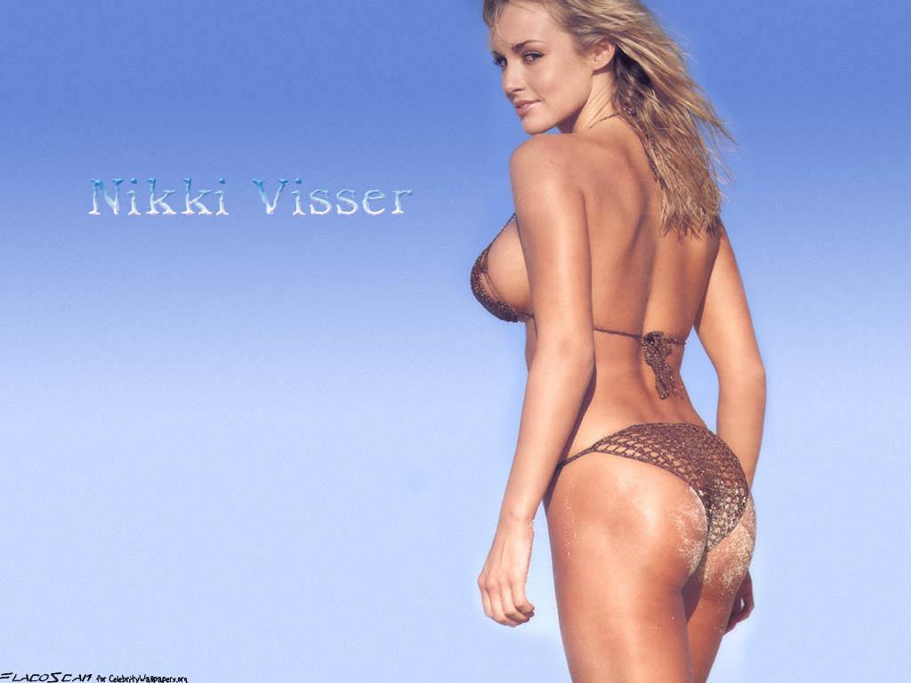 female celebrities nikki visser - photo #14