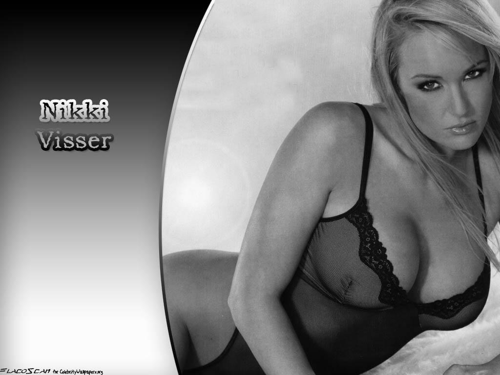 female celebrities nikki visser - photo #16