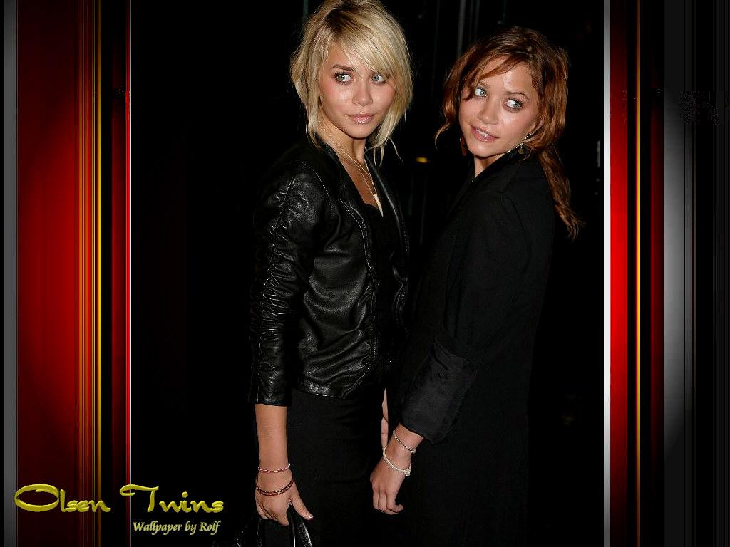 Olsen Twins Wallpaper