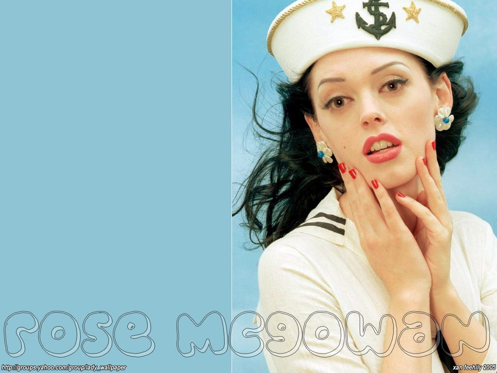 Rose mcgowan 28