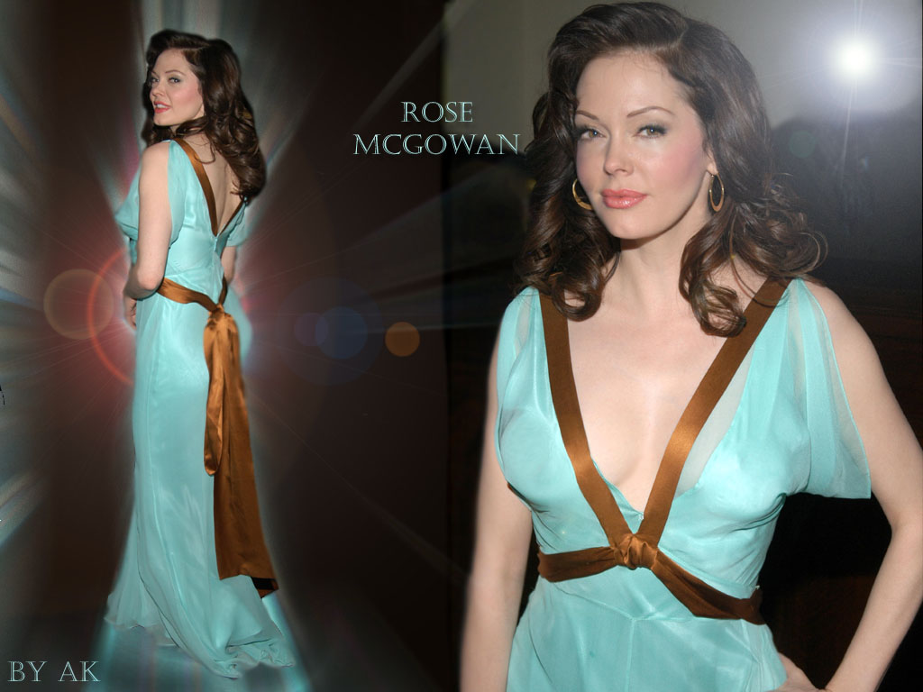 Rose mcgowan 60