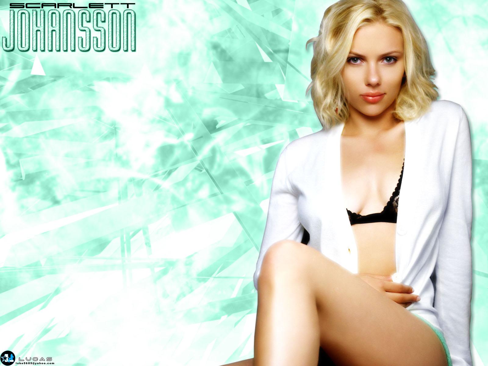 Download Scarlett Johansson wallpaper, 'Scarlett johansson 12'.