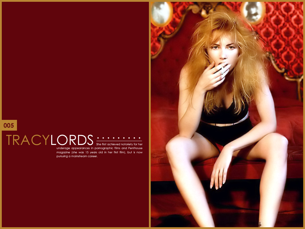 Download Tracy Lords Wallpaper