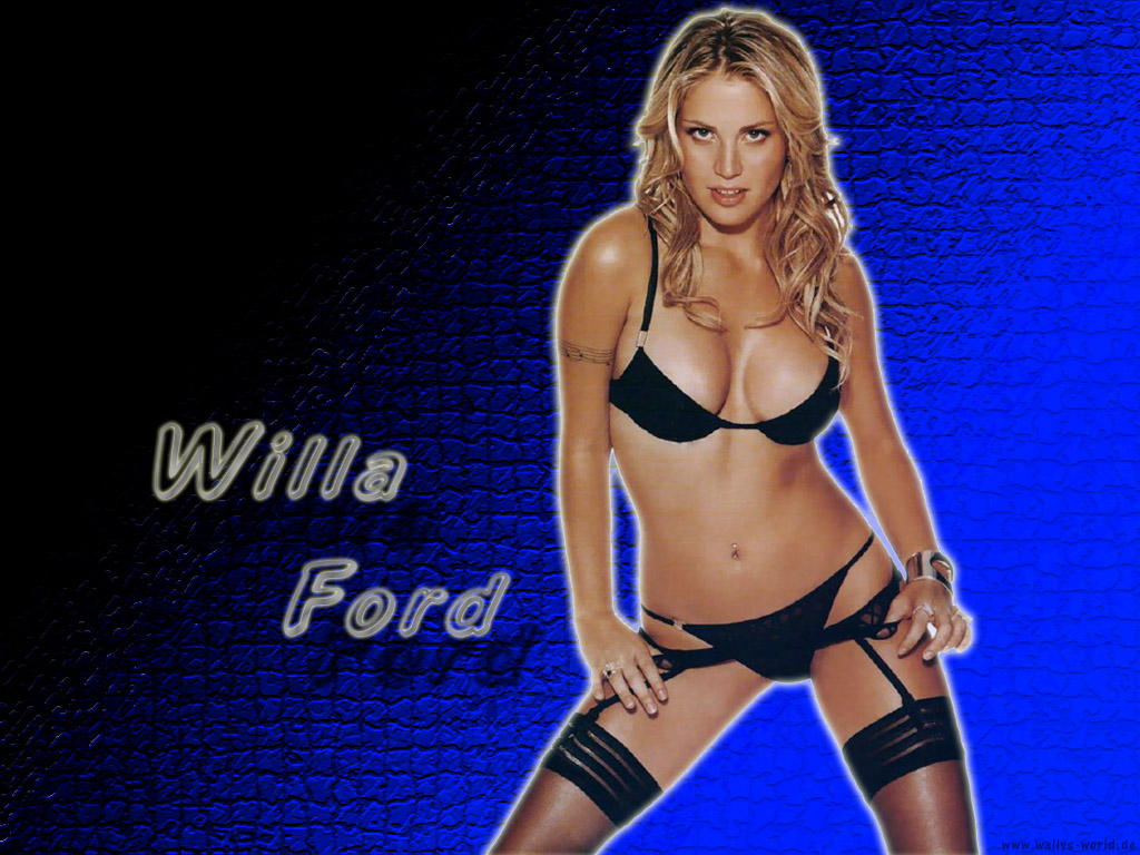 Willa ford 4