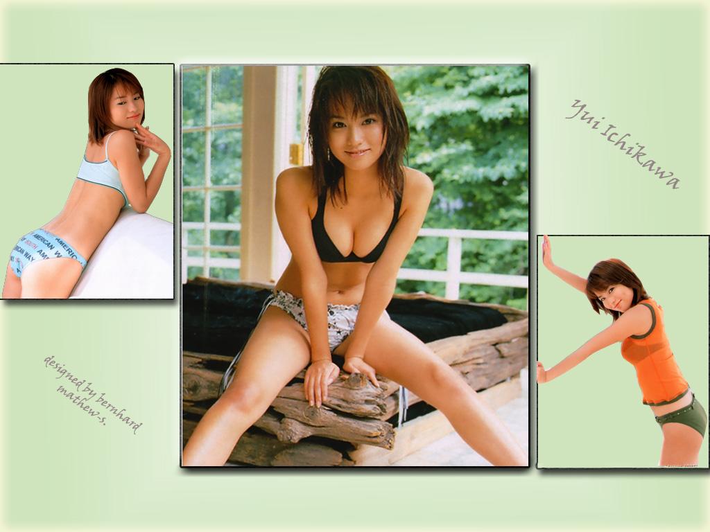 Yui ichikawa wallpaper 2
