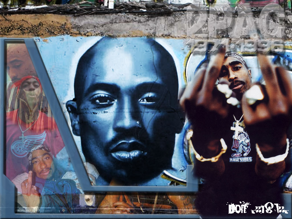 You are viewing the 2pac wallpaper named