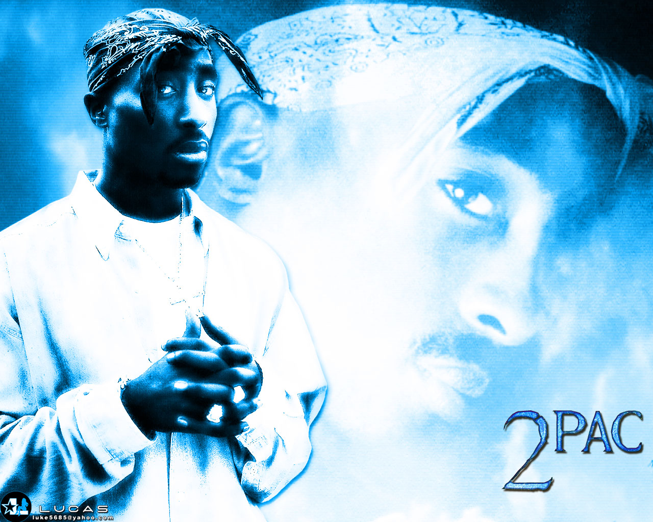 2pac wallpaper named