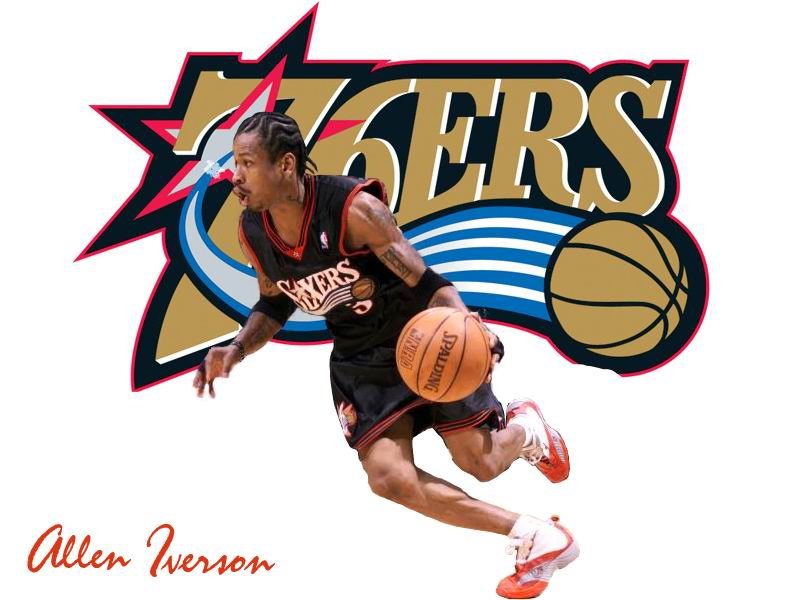 Wallpaper Actress Top Allen Iverson Wallpaper