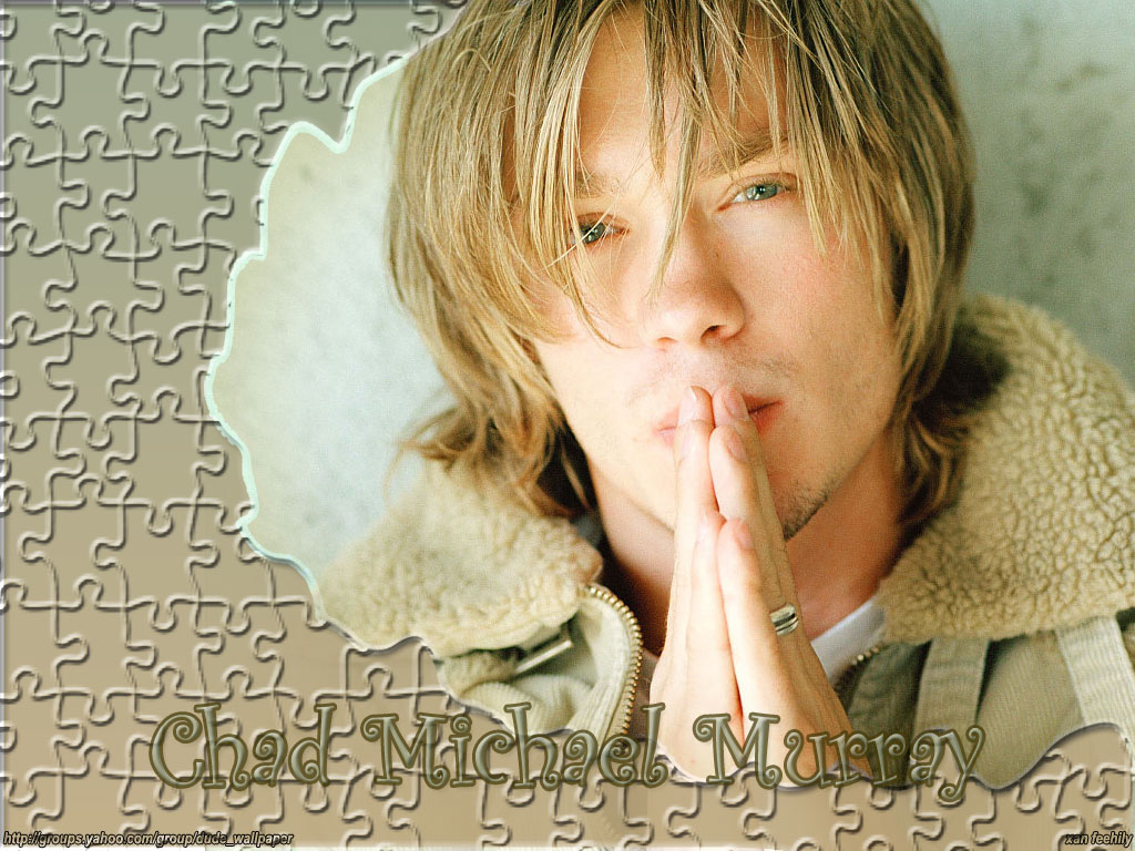 Chad Michael Murray - Wallpaper Colection