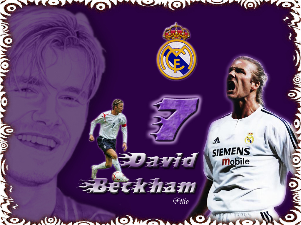 You are viewing the David Beckham wallpaper named