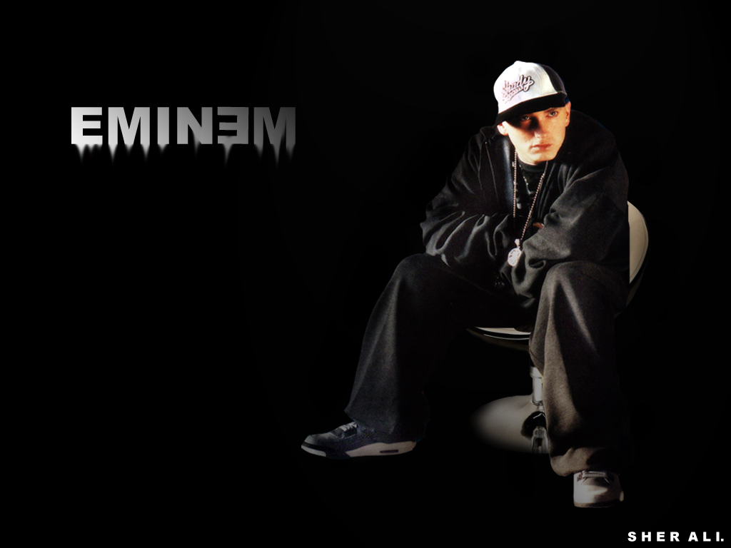 You are viewing the Eminem wallpaper named