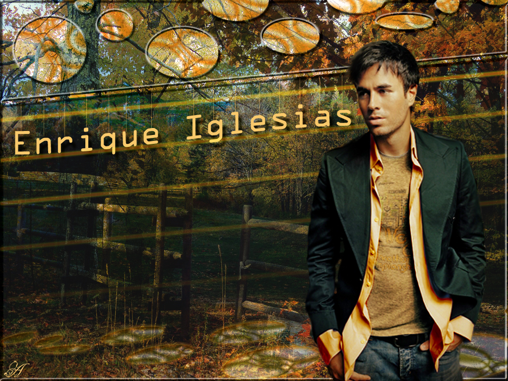 You are viewing the Enrique Iglesias wallpaper named