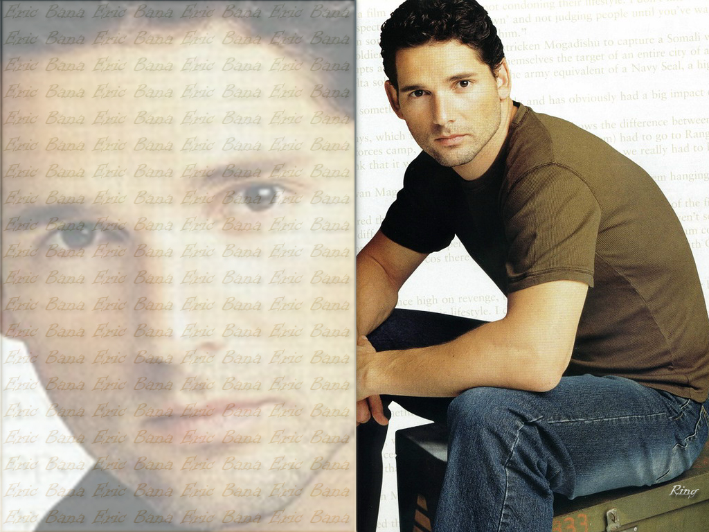 Eric Bana - Wallpaper Hot