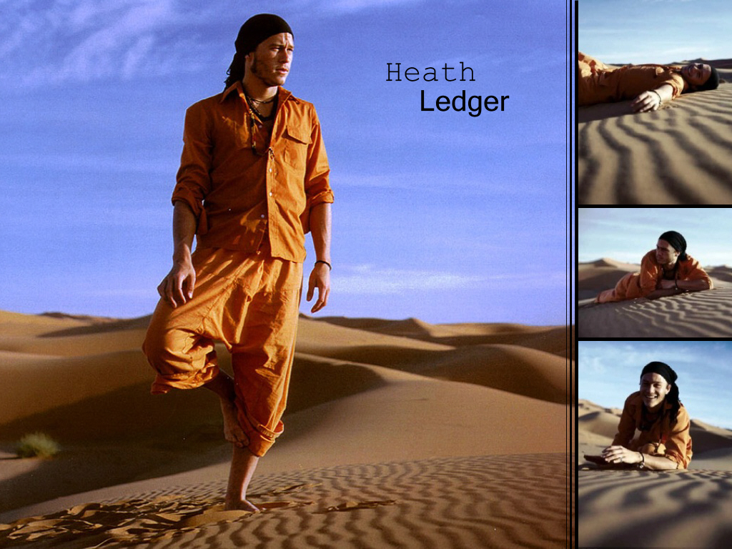 You are viewing the Heath Ledger wallpaper named Heath ledger 5.