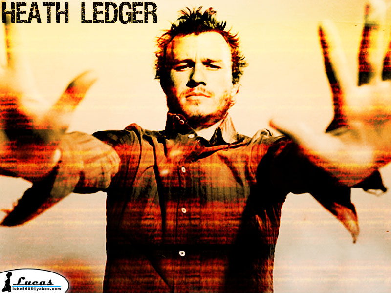 Heath ledger 9