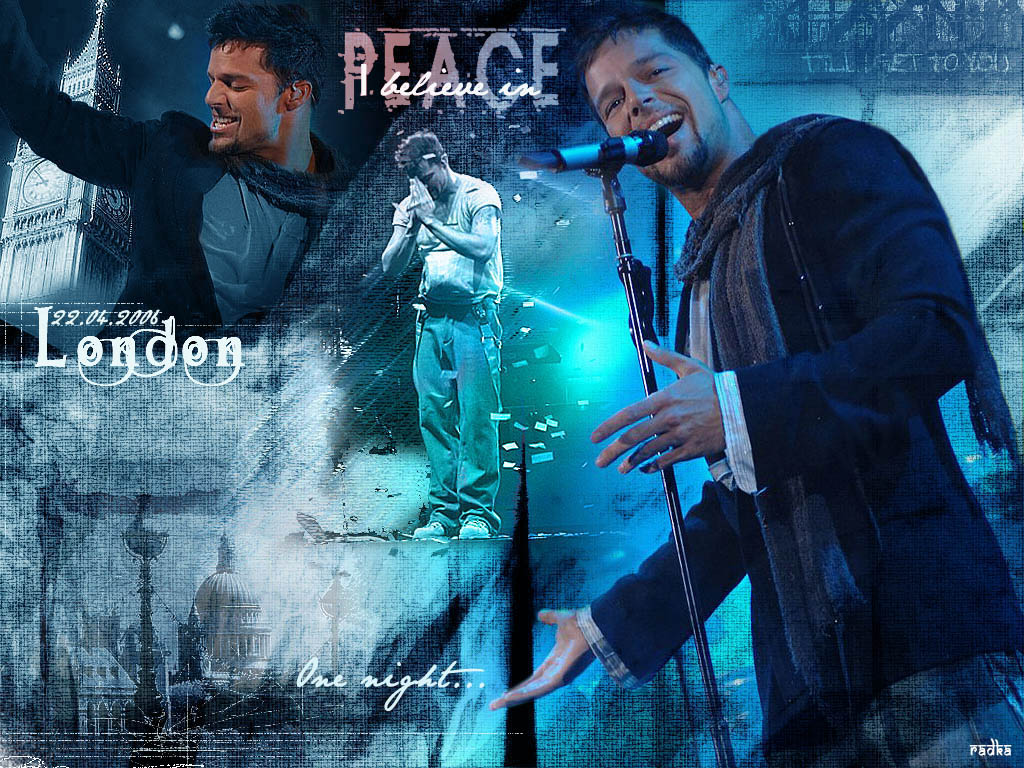 Download Ricky Martin wallpaper, 'Ricky martin 8'.