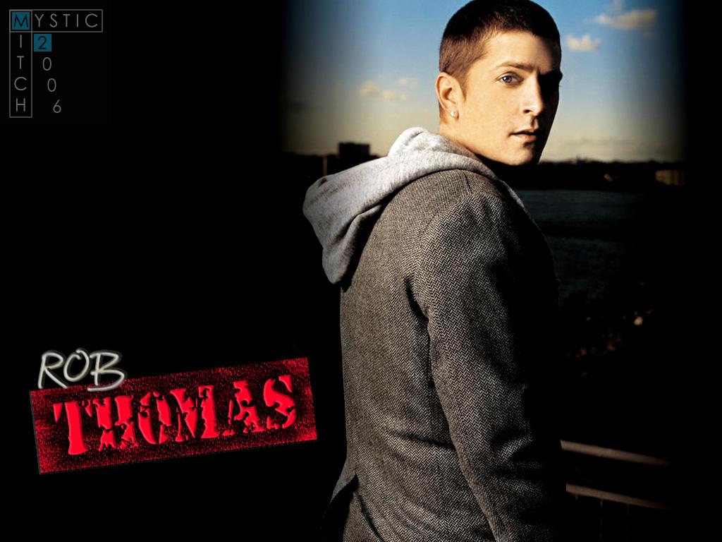 Rob Thomas hot wallpapers