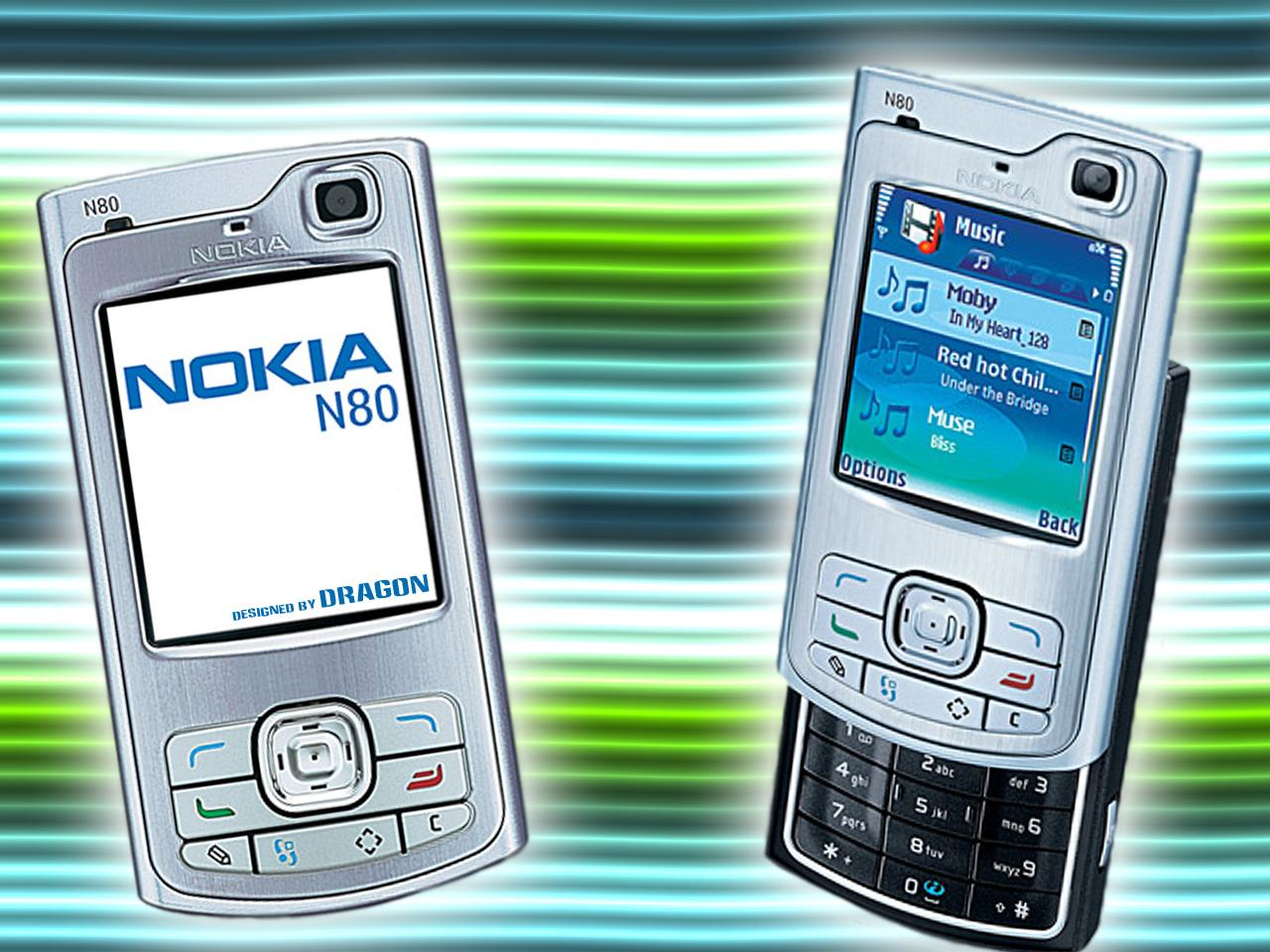 You are viewing the Nokia wallpaper named
