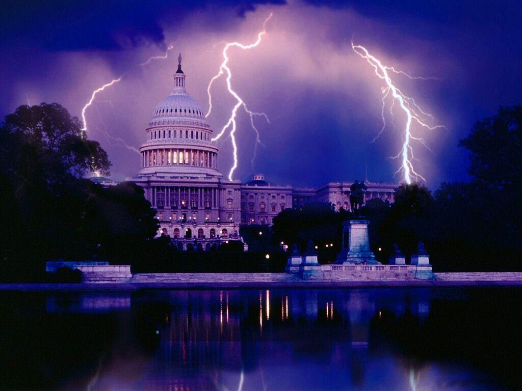Cool Lightning Storms
