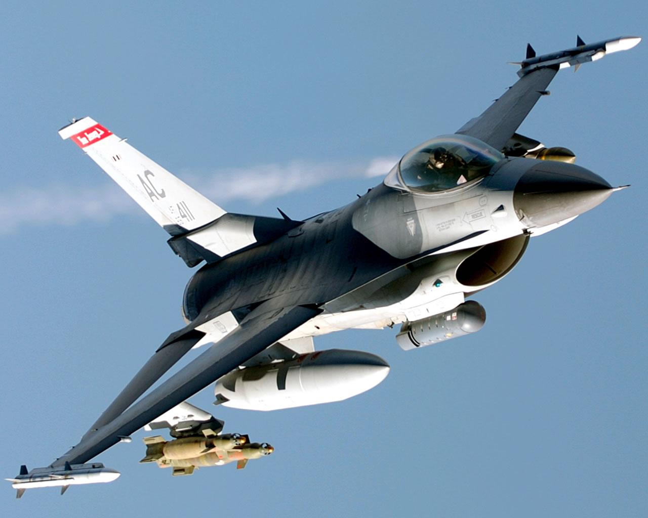 ვენესუელამ გადასცა ირანს გამანადგურებელი F-16