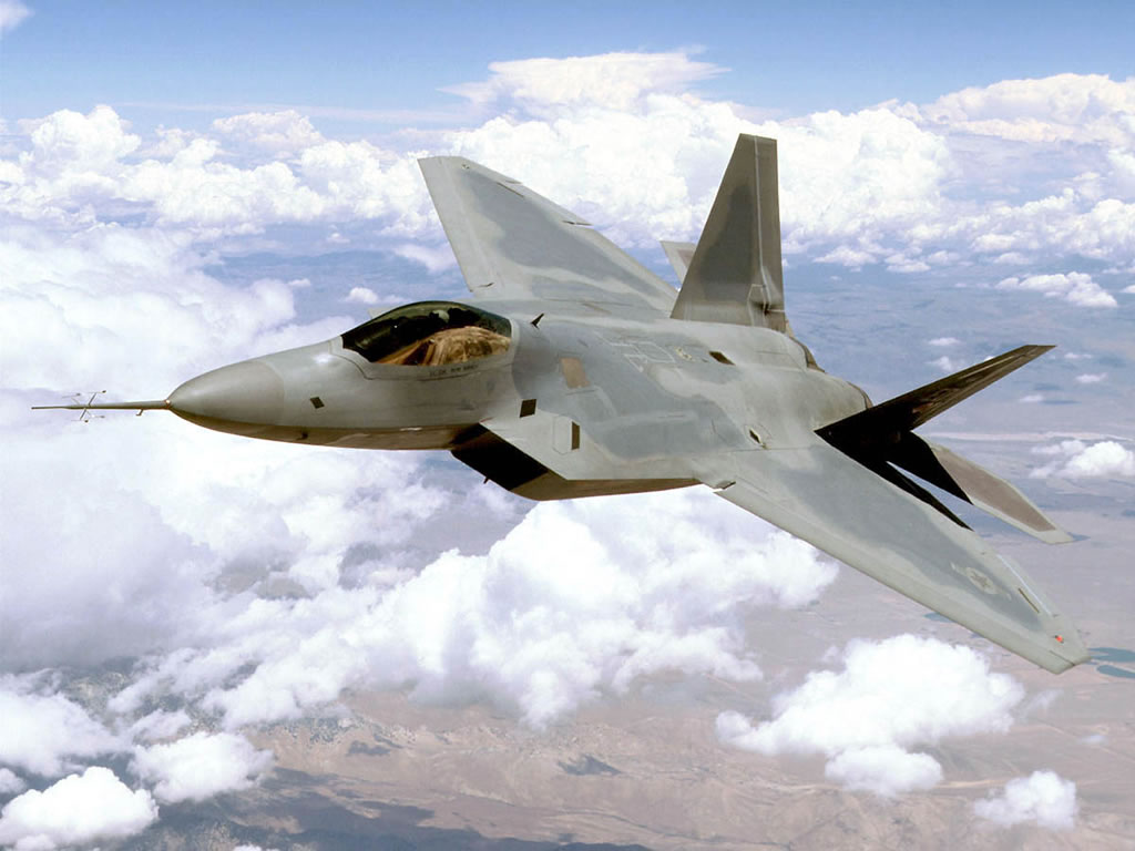 F 22 raptor wallpaper 4