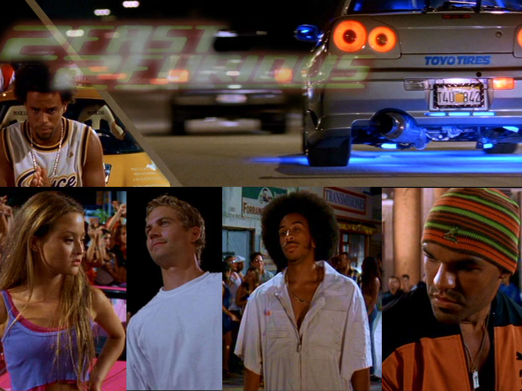 an analysis of the movie 2 fast 2 furious