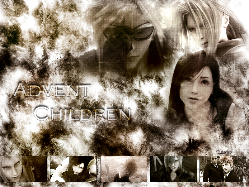 Advent children 1