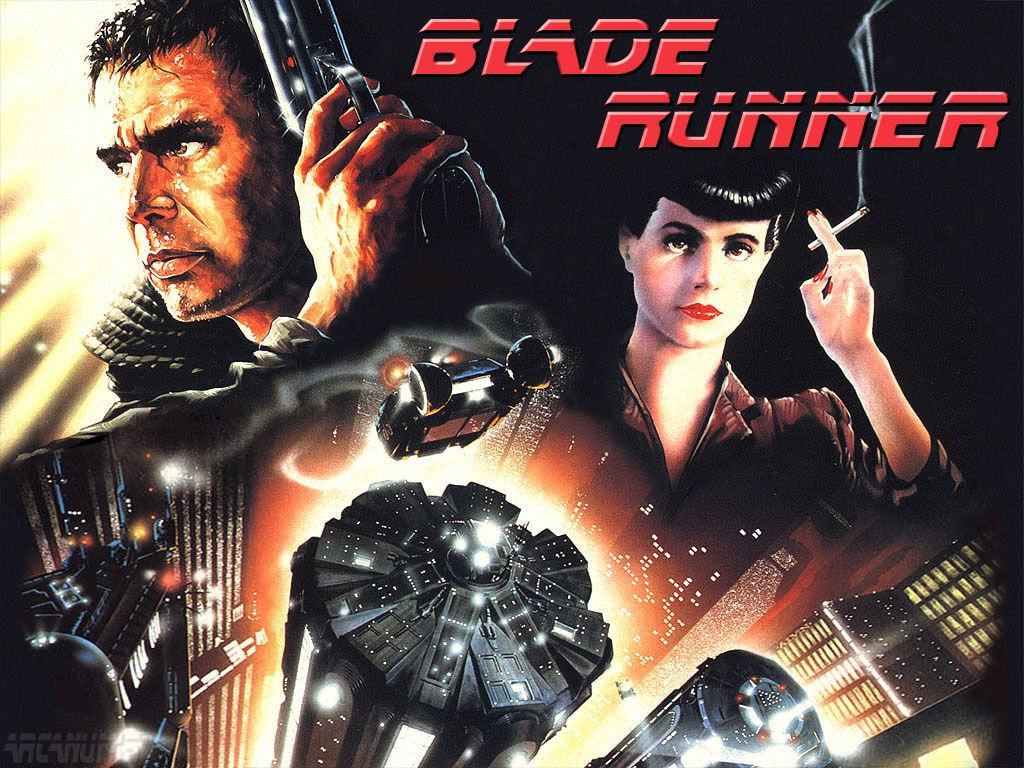 Blade runner wallpaper 2
