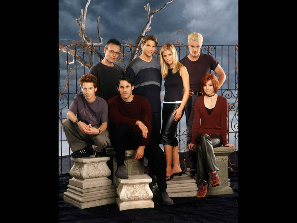 You are viewing the Buffy wallpaper named Buffy 6.