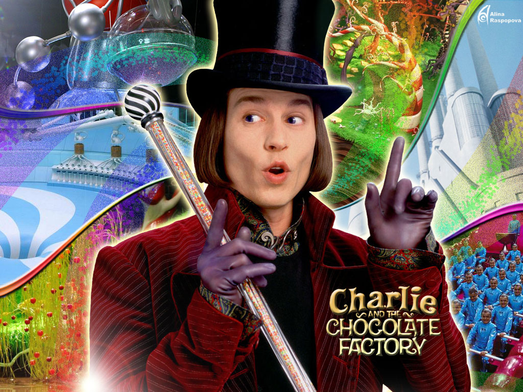 Charlie and the chocolate factory 1