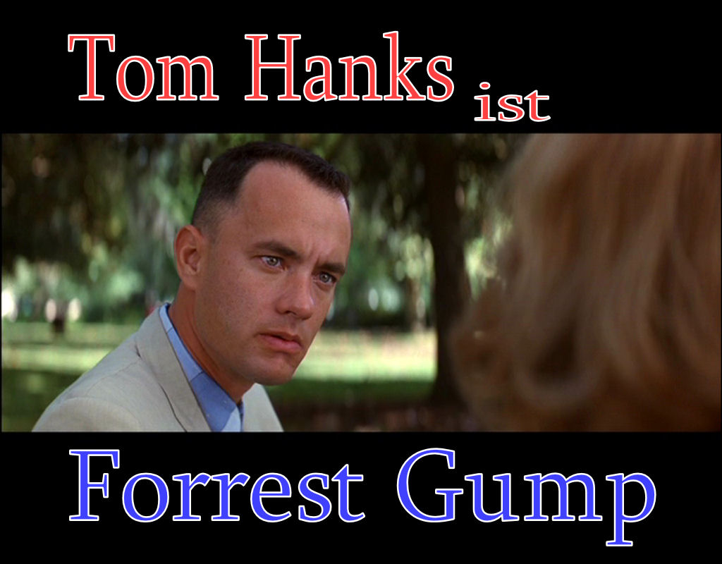 the simple view in life of forrest in the movie forrest gump Essay the review of forrest gump movie forrest gump, directed by robert zemeckis is a six academy awards winner (1995) love-or-hate story of a journey through life of a simple man.