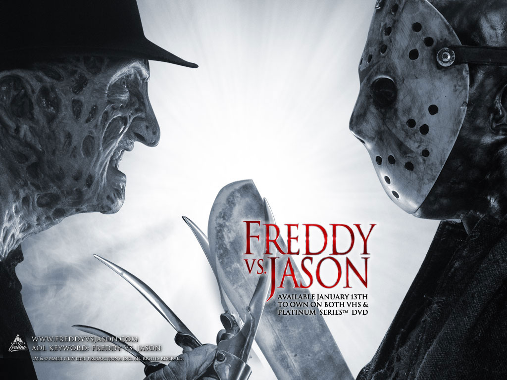 Freddy vs jason 3