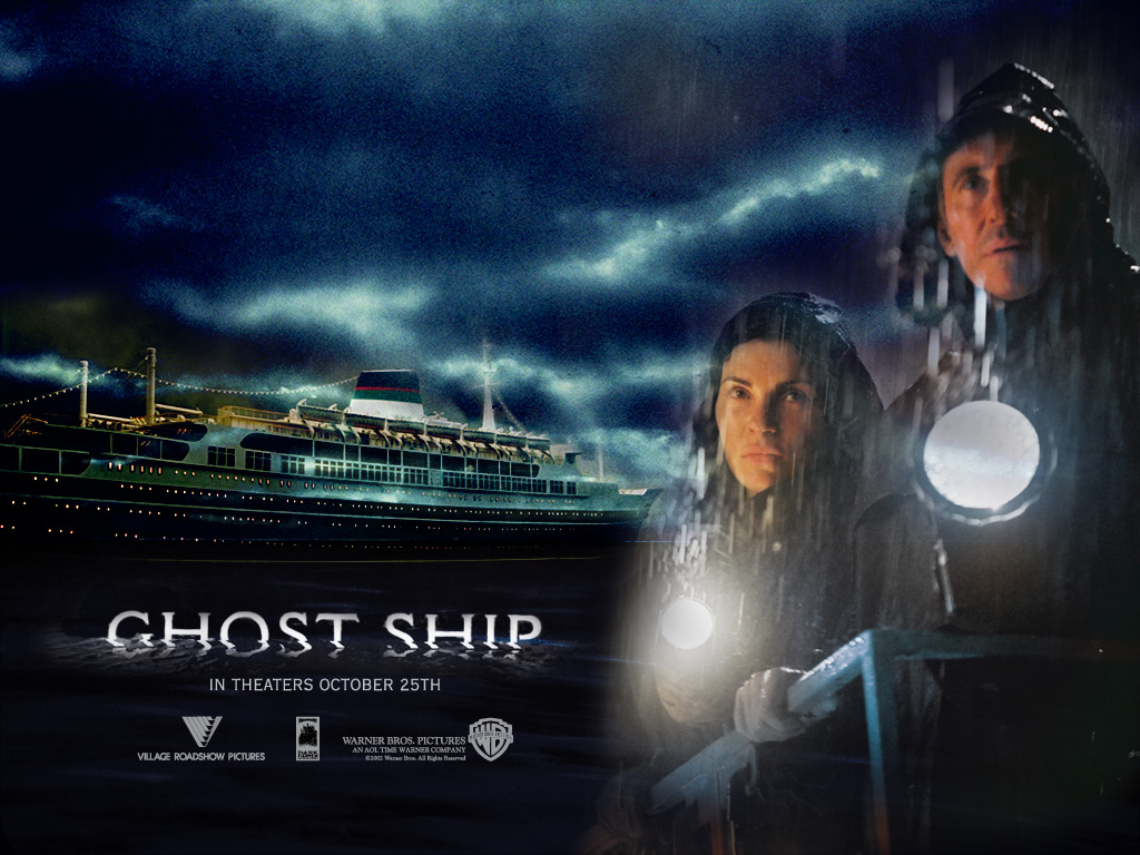 Ghost ship 3
