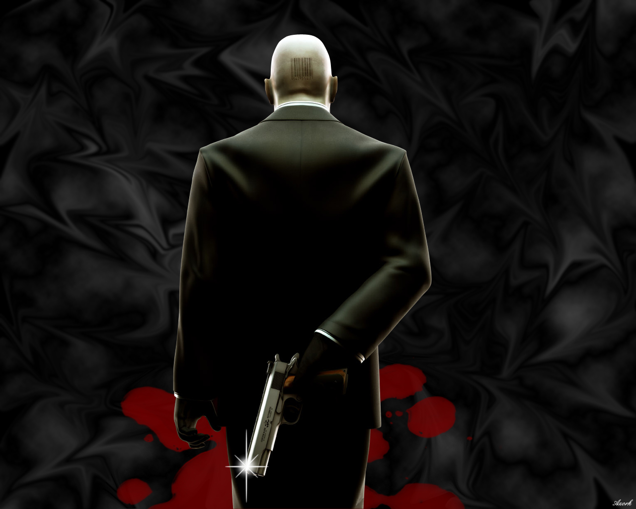 You are viewing the Hitman wallpaper named Hitman 2.