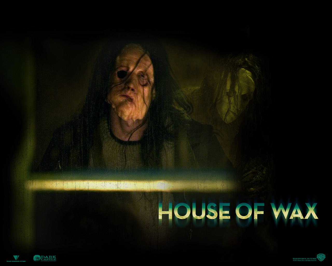 House of wax (2005) rotten tomatoes.