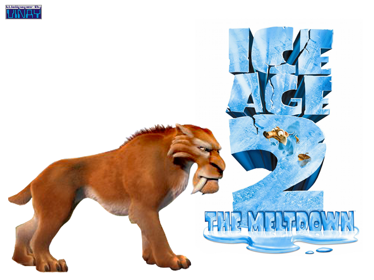 Ice Age 2 Movie Characters Download Ice Age 2