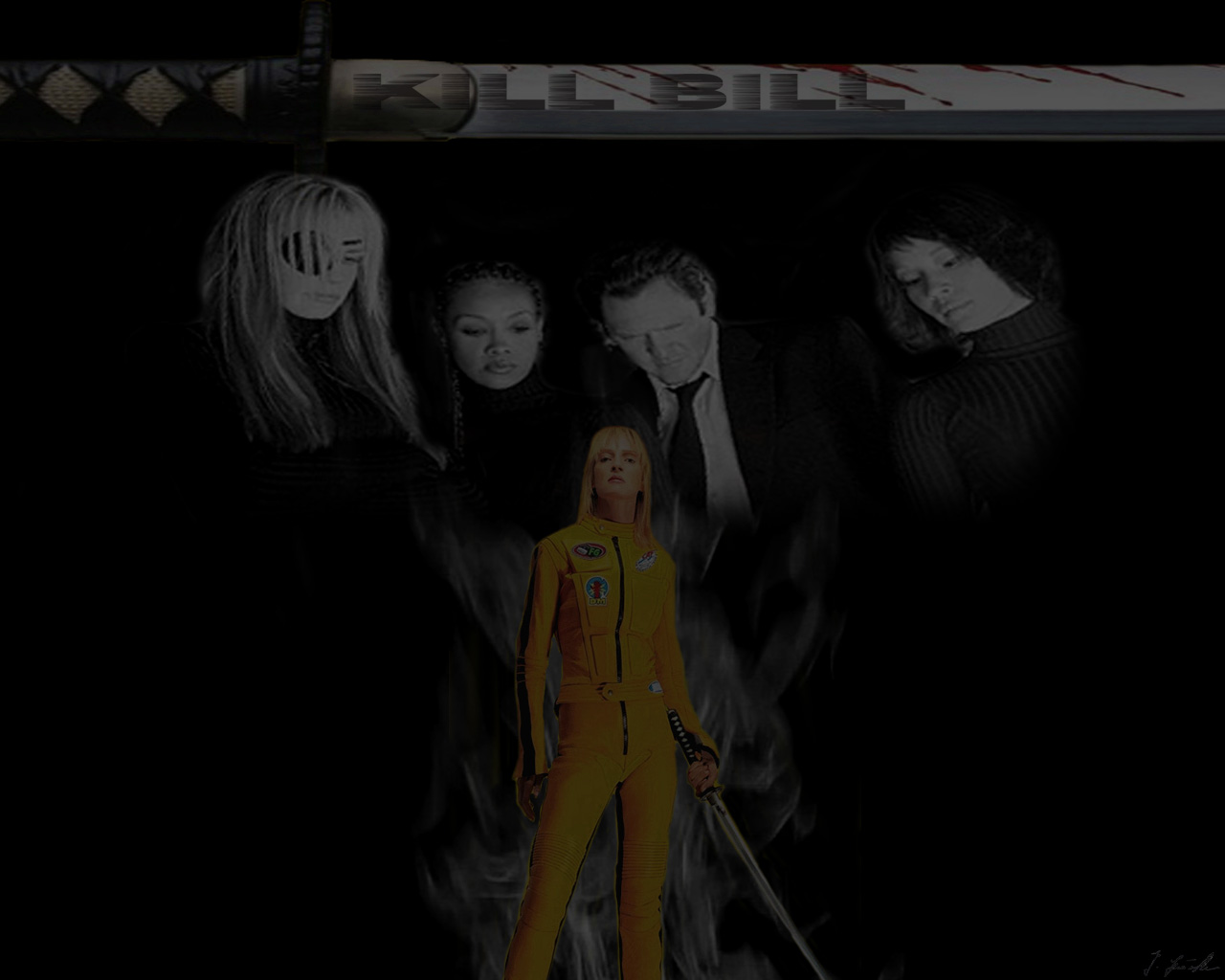 download movie killbill wallpaper - photo #17