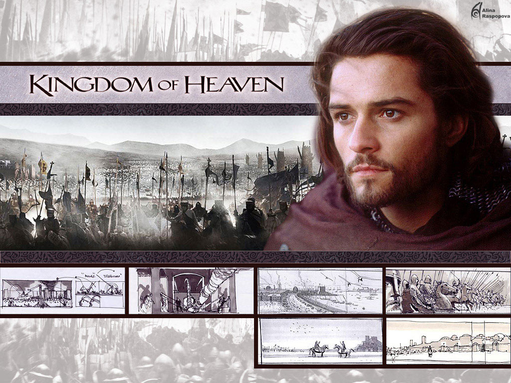 Download KINGDOM OF HEAVEN wallpaper, KINGDOM OF HEAVEN 3.