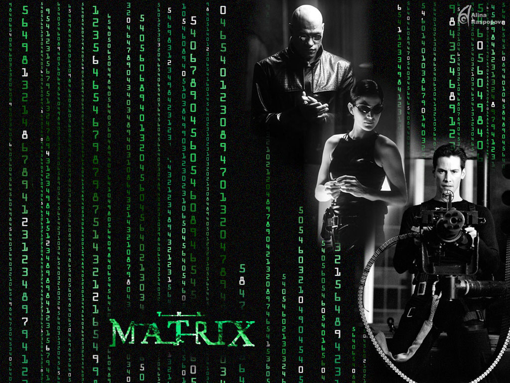Matrix wallpaper 34