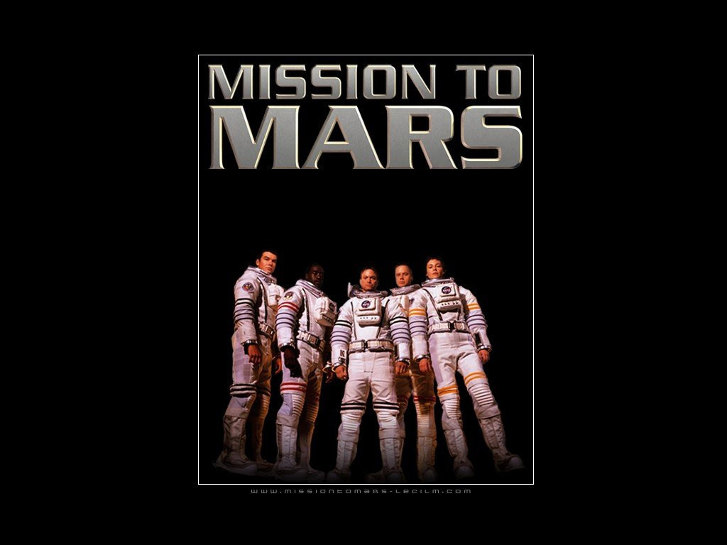 Mission to mars 4
