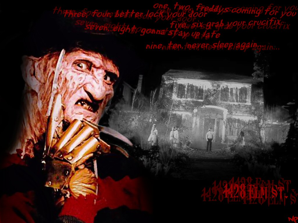 Nightmare on elm street wallpaper, 'nightmare on elm street 1