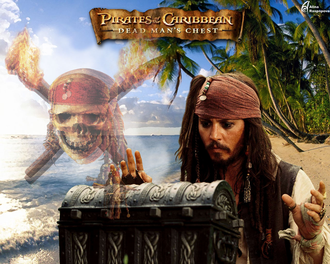 Pirates of the caribbean 2 wallpaper, 'pirates of the caribbean 2 1