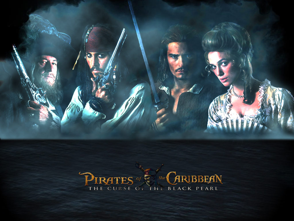 Pirates of Caribbean 4 Movie